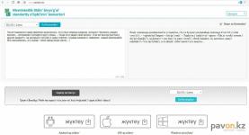 В Интернете запустили конвертор казахского языка на утвержденную латинскую графику