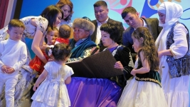 Семья из Экибастуза стала лучшей в Павлодарской области