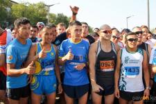 Участники марафона ERG Run Fest совместными усилиями заработали 800 тысяч тенге на лечение тяжелобольных детей