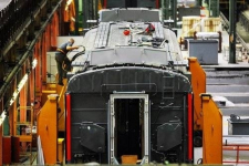 Казахстанская вагоностроительная компания ищет нового хозяина