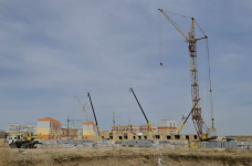 В микрорайоне Достык начали строительство еще четырех домов