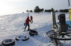 Горнолыжный курорт в Баянаульском районе не могут запустить из-за нехватки снега