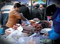 На сельхозярмарке в Павлодаре продали больше 90 тонн продукции