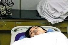 Бюстгальтер спас китаянку от смертельного удара молнии