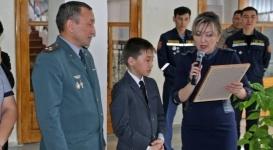 Пятиклассник из Уральска спас провалившегося под лед товарища