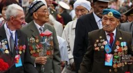 Полмиллиона тенге вручат каждому ветерану ВКО ко Дню Победы