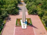 В Павлодаре Обелиск славы предложили назвать сакральным местом