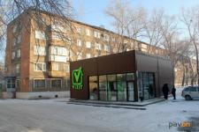 В Павлодаре на месте газгольдеров начали открывать минимаркеты