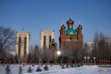 В Павлодаре морозы пойдут на спад