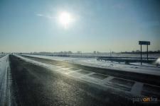 В Прииртышье с дорог регионального значения убрали 400 тонн снега