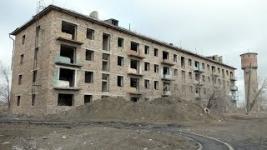 Дома-призраки приводят в порядок в Павлодарской области