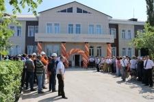 В канун дня металлурга состоялось открытие учебного центра