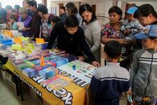 В Павлодаре открылась школьная ярмарка