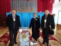 Выборы в Мажилис 2012 года
