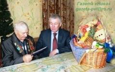 Ветеран войны И.Сушков: Мы всегда чувствуем поддержку Главы государства