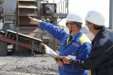 В Аксу из шлака завода ферросплавов собираются производить строительные материалы