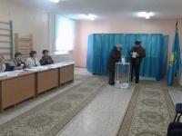 Сегодня в Павлодаре проходят выборы депутатов