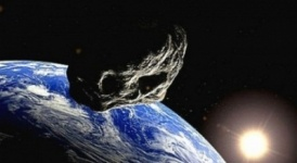 Гигантский астероид со спутником пролетел мимо Земли