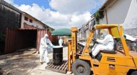 Завод по утилизации опасных отходов не спешат строить в Павлодарской области