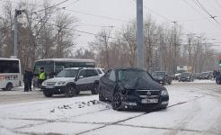 Две аварии и два наезда на пешеходов произошли за минувшие сутки в Павлодарской области