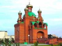 В Павлодаре капитально отремонтировали Благовещенский кафедральный собор