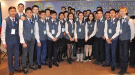 В Павлодаре проходит республиканская олимпиада по предметам естественно-математического цикла «Start of stars 2017»