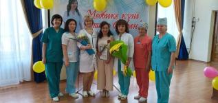 В Павлодарской области поздравили медицинских сестер с профессиональным праздником