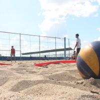 В Павлодаре планируют возродить традиции пляжного волейбола