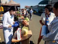В южных дынях, которые продают в Павлодаре, обнаружили незначительное превышение нитратов