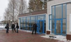 В Павлодаре появилась первая теплая остановка