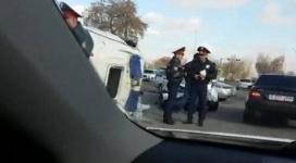 Виновного в ДТП с автозаком с арестантами лишили прав в Павлодаре