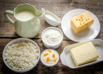 В Павлодарской области одни из самых низких цен на молочные продукты
