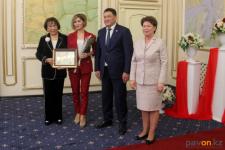 В Павлодаре наградили женщин, лучших в своей профессии