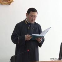 Экс-полицейского приговорили к 3 годам колонии в Павлодаре