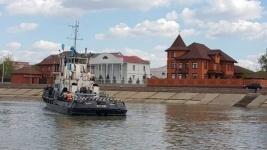 В Павлодаре открыли сезон навигации для пассажирских теплоходов