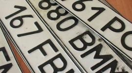 Павлодарские полицейские остановили водителя, который ездил на авто с подложными номерами