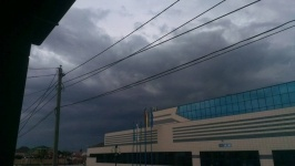 Городские службы приступили к устранению последствий стихии в Павлодаре