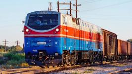 Вагоны в ожидании зерна нового урожая простаивают на железнодорожных путях Павлодарского отделения