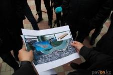 В Павлодаре планируется построить пирс для маломерных судов