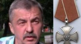 Экс-подполковник вернул Путину свои боевые награды