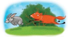 Во дворе у Дариги Назарбаевой бегают лисы и зайцы