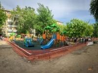 В Павлодаре до 15 июля закончат установку универсальных спортивных площадок отSamruk-Kazyna Trust