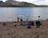 В Баянаульской зоне отдыха подводят итоги туристического сезона