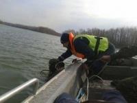 74-летний рыбак провалился под лед на Иртыше