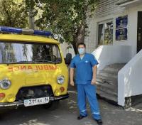 До трех раз в сутки приходилось выезжать на пограничный пост сельской бригаде скорой помощи в Павлодарской области