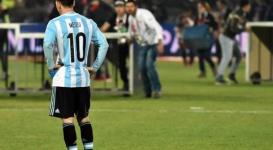 Видео нападения чилийских болельщиков на семью Месси появилось в Сети