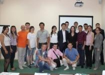 В Павлодаре завершился проект «Школа молодого предпринимателя»