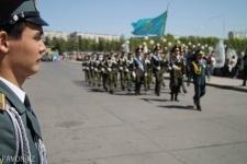 11 июня строевую подготовку покажут ребята, которые представят Павлодар на международных сборах