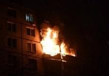 Павлодарские пожарные спасли 33 человека во время ночного пожара
