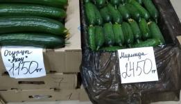 """""""Новогодние"""" цены на огурцы прокомментировал замакима Павлодарской области"""